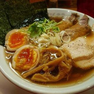 ガハハ鶏特製そば(ムタヒロ 大阪福島店 )