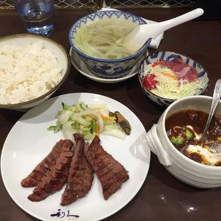 丸特ランチ(牛たん炭焼 利久イオンレイクタウン店 )