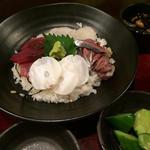 海鮮チラシ定食