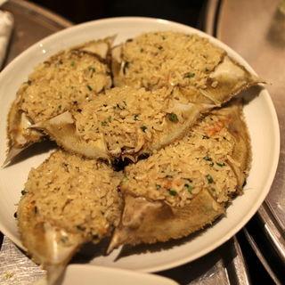 ワタリ蟹ご飯 (ホルモン船 ホールちゃん )