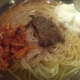 特製やる気冷麺(焼肉やる気 洛西店 )