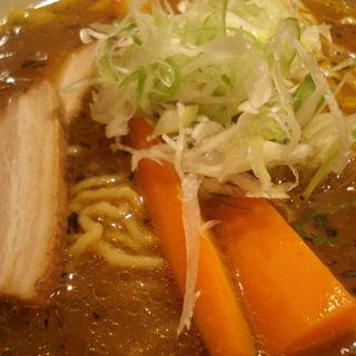 スープカレーラーメン(がはは )