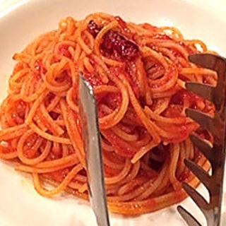 スパゲッティアラビアータ(わいん厨房たるたる )