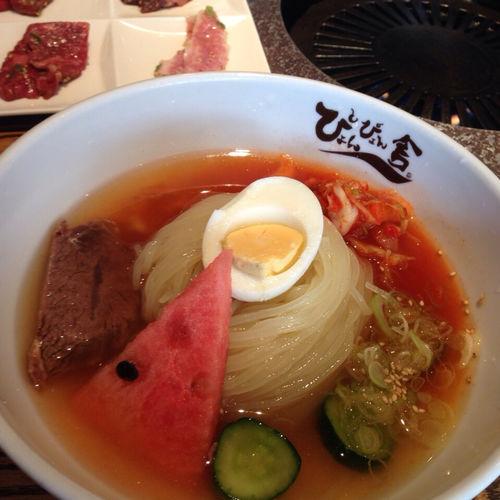 盛岡冷麺 盛岡で初冷麺ヽ(・∀・)ノお土産もおいしくておすすめです♡‼︎
