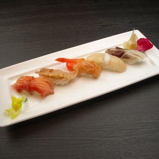旬菜握り寿司 葵(鮨ダイニング 一沁)