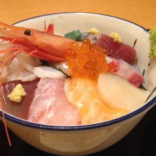 海鮮丼(きっすい )