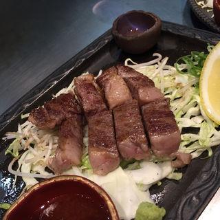 国産黒毛和牛サイコロステーキ(うさぎ )