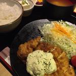 チキン南蛮定食(ゆず家 四条烏丸店 )