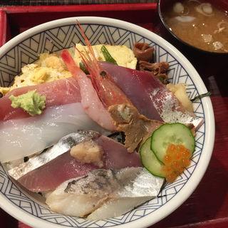 ちらし寿司(鮨大内 (すしおおうち))