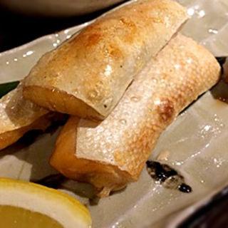 鮭ハラス焼き(糸 藤沢)