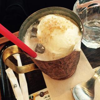 ココナッツミルクコーヒー(上島珈琲店 神楽坂店 )