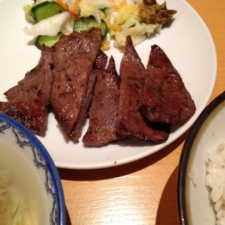 牛タン焼定食(味の牛たん喜助 大阪うめきた店 )