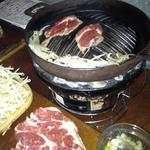 炭火ラム肉(マルゴ )