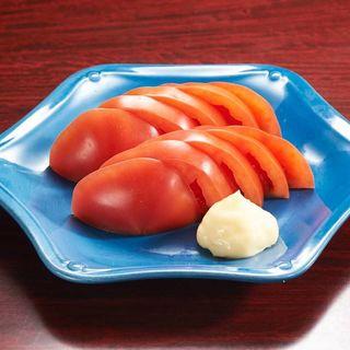 冷しトマト(ペコリ )