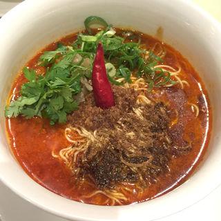 青鬼汁あり坦々麺(香家 中目黒店 )