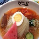 盛岡冷麺(ぴょんぴょん舎 盛岡駅前店)