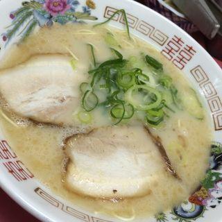 長浜ラーメン(麺ず倶楽部)