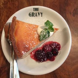 チーズケーキ(ザグレイビー (The GRAVY))