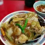 中華丼(しょうゆ味)