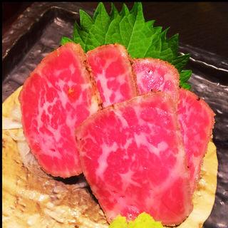 和牛の炙り焼き(路じ 溝口南口店 (ロジ))