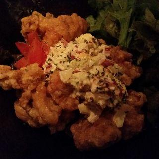 kawara名物チキン南蛮 特製タルタルソース(kawara CAFE&DINING 恵比寿 (カワラ カフェアンドダイニング))