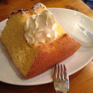 松濤ケーキ バタートースト(松涛カフェ Bunkamura店 (SHOTO CAFE))