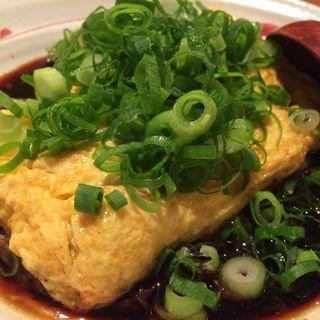 肉巻き卵(DININGあじと )