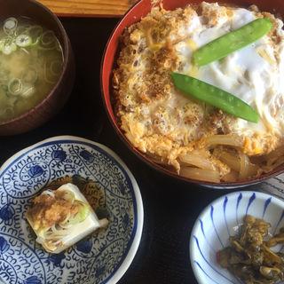 カツ丼(一歩庵 )
