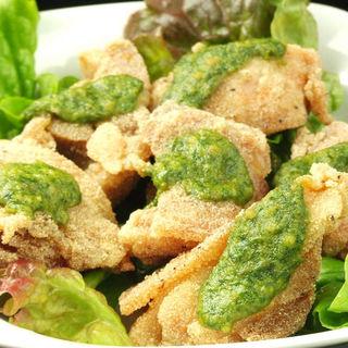 鶏から揚げ バジルソース(6Sense 千葉店 )