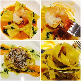 お昼のコース(Ristorante Stefano e Tomoko )