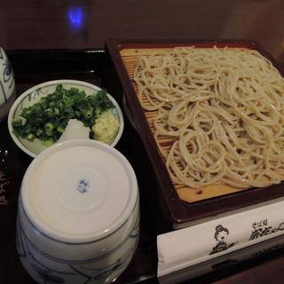 せいろう(冷物)(そば処 宗右ヱ門 (宗右エ門 そうえもん))