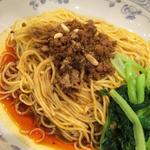 正宗担々麺(四川料理 松の樹)