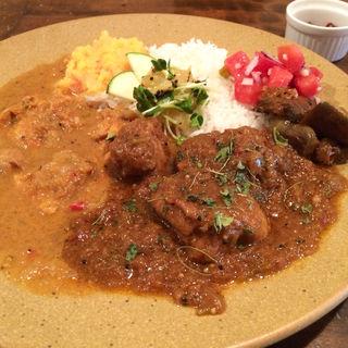 ポークマサラ&ココナッツチキンマサラ(Yatara Spice)