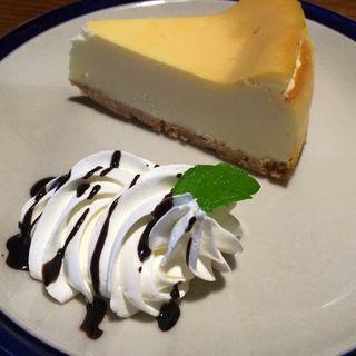 チーズケーキ(空箱)