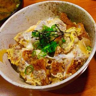 カツ丼(チャールスとん )