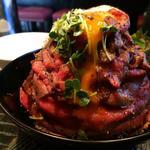 ローストビーフ丼(並) (1番人気)