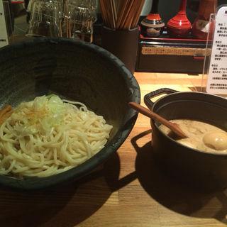 味玉つけ麺 ダブル(北野坂 奥 )