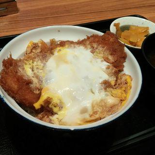 かつ丼(とんかつ 銀座梅林 )