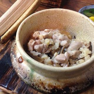 釜飯 とり(月村 (つきむら))