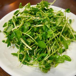 青菜のあっさり炒め(健康中華庵 青蓮 横浜センター北店 (セイレン))