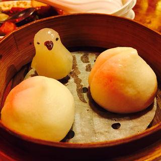 ◆お昼限定!手作り飲茶中国料理『35種』食べ放題(1100~1530)◆(香港楼 )