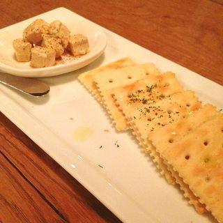 クリームチーズの醤油漬け(にこみ屋六軒 )