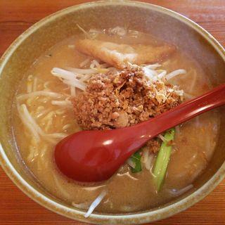 九州味噌ラーメン(味噌屋 麺次郎)