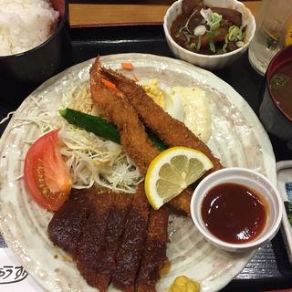 本丸定食(忠助 (ちゅうすけ))