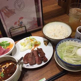 まる得利久セット(利久 エキマルシェ大阪店 )