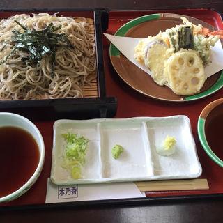 天婦羅そば(木乃香)