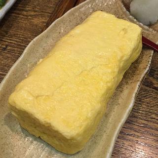 出汁巻き玉子(蕎麦処 朝日屋 )