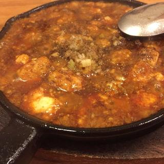 四川マーボ豆腐(チャイニーズ酒場 エンギ)