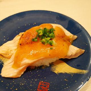 サーモン味噌炙り(めぐみ水産 MARK IS みなとみらい店 )