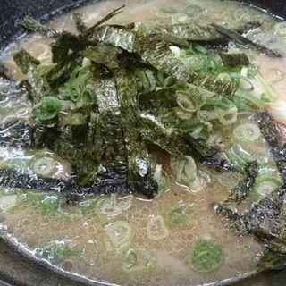 豚骨ラーメン(蘭州ラーメン )